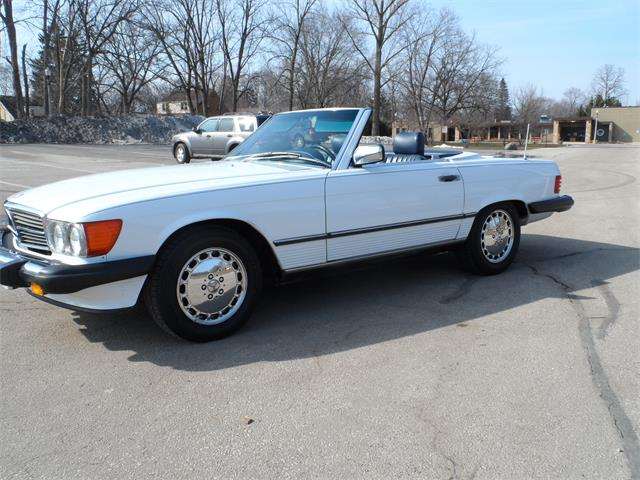 Picture of '89 560SL Offered by a Private Seller - PRT0