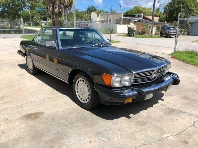 Picture of '89 560SL - PRTE