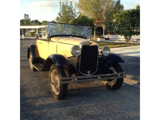 Picture of '30 Model A - PQ46