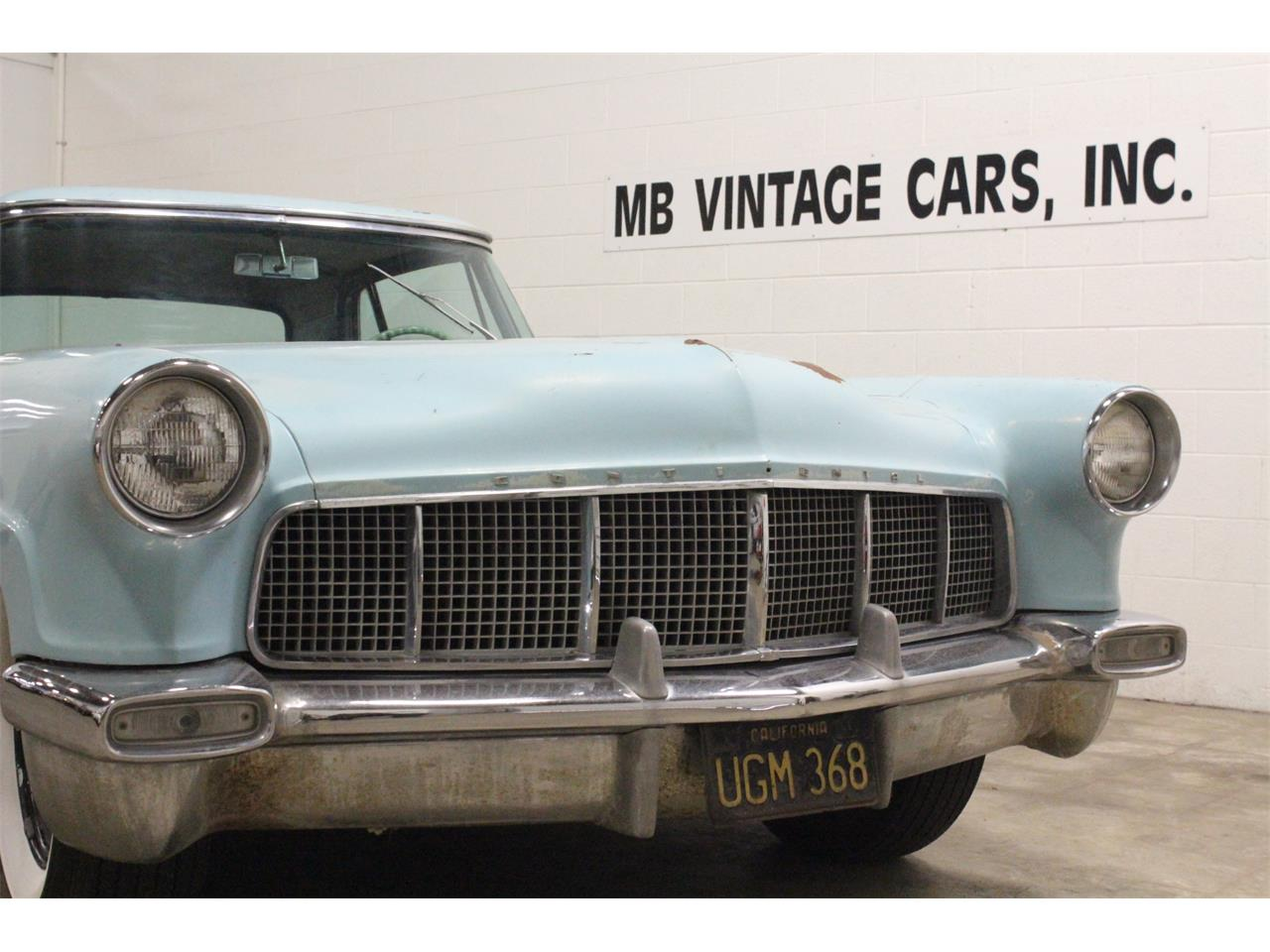 Large Picture of '57 Continental Mark II - PRU6