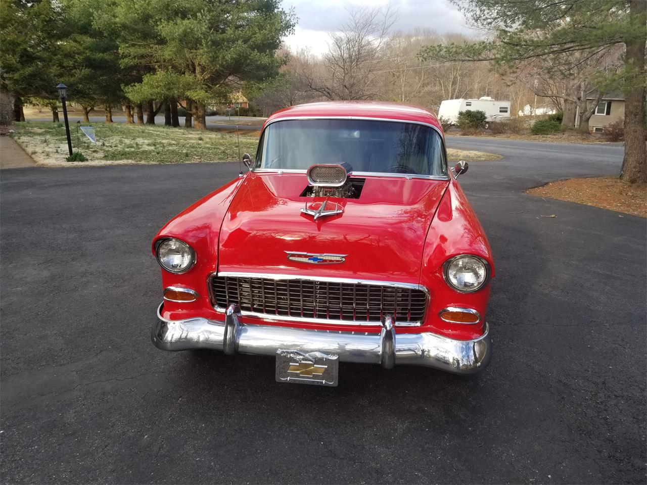 Large Picture of '55 Sedan Delivery - PRU8
