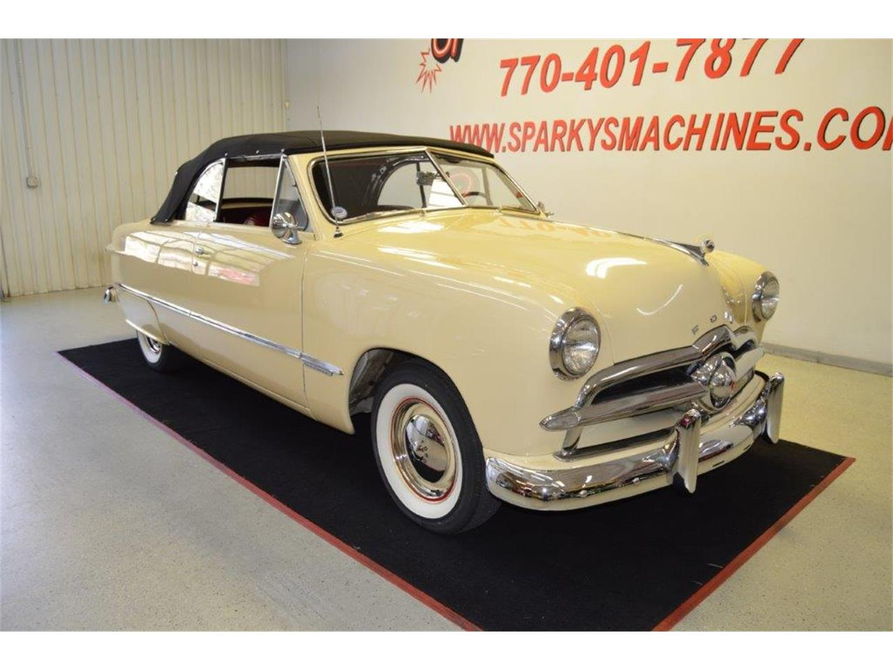 Large Picture of '49 Ford Custom - $31,900.00 - PRUM