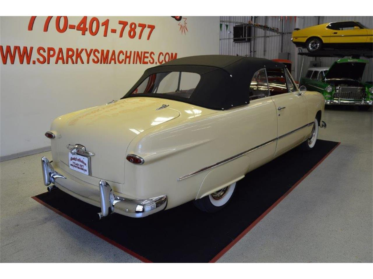 Large Picture of Classic 1949 Custom located in Georgia - $31,900.00 Offered by Sparky's Machines - PRUM