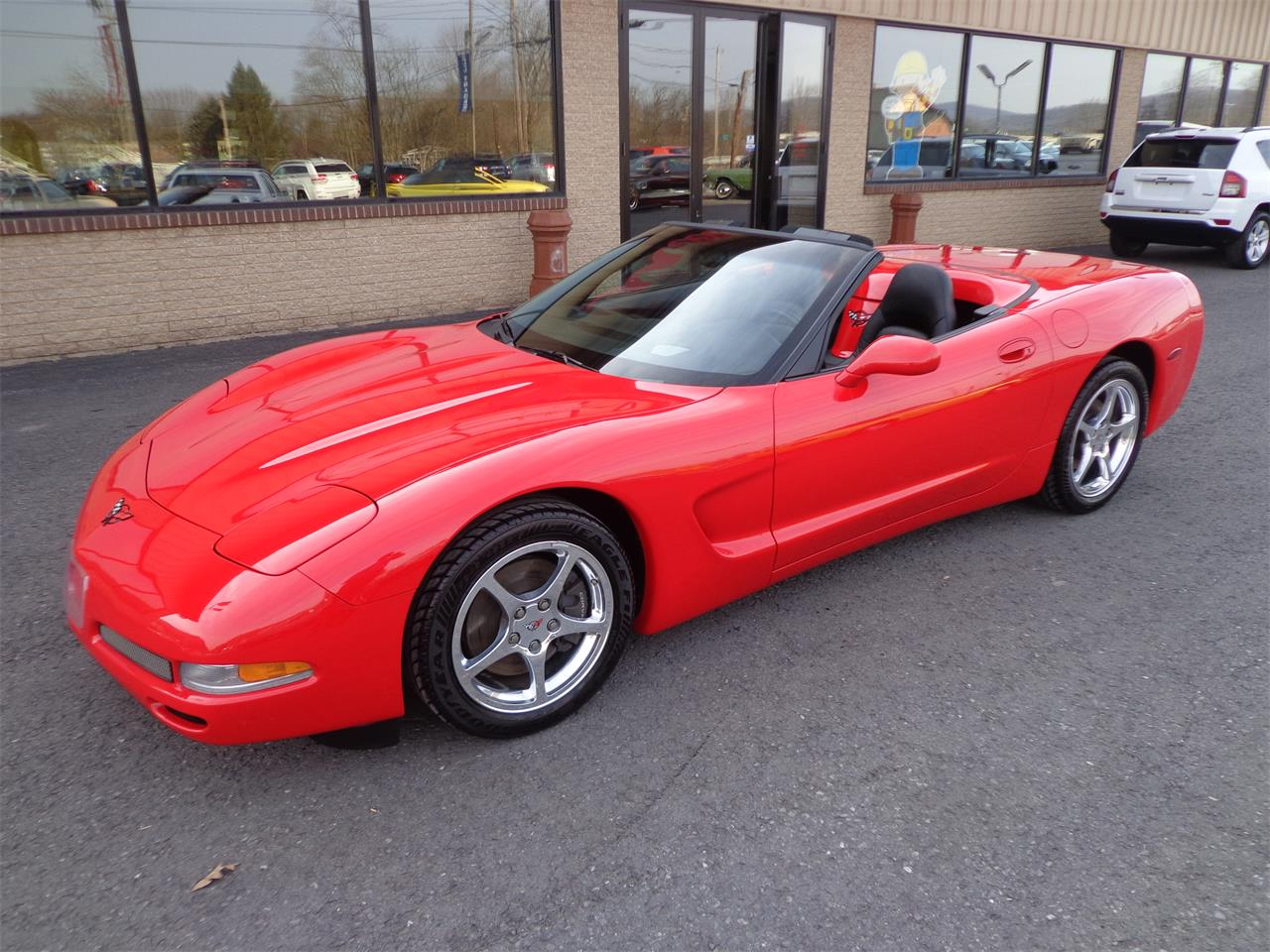 Large Picture of 2001 Chevrolet Corvette Offered by Miller Brothers Auto Sales Inc - PRUP