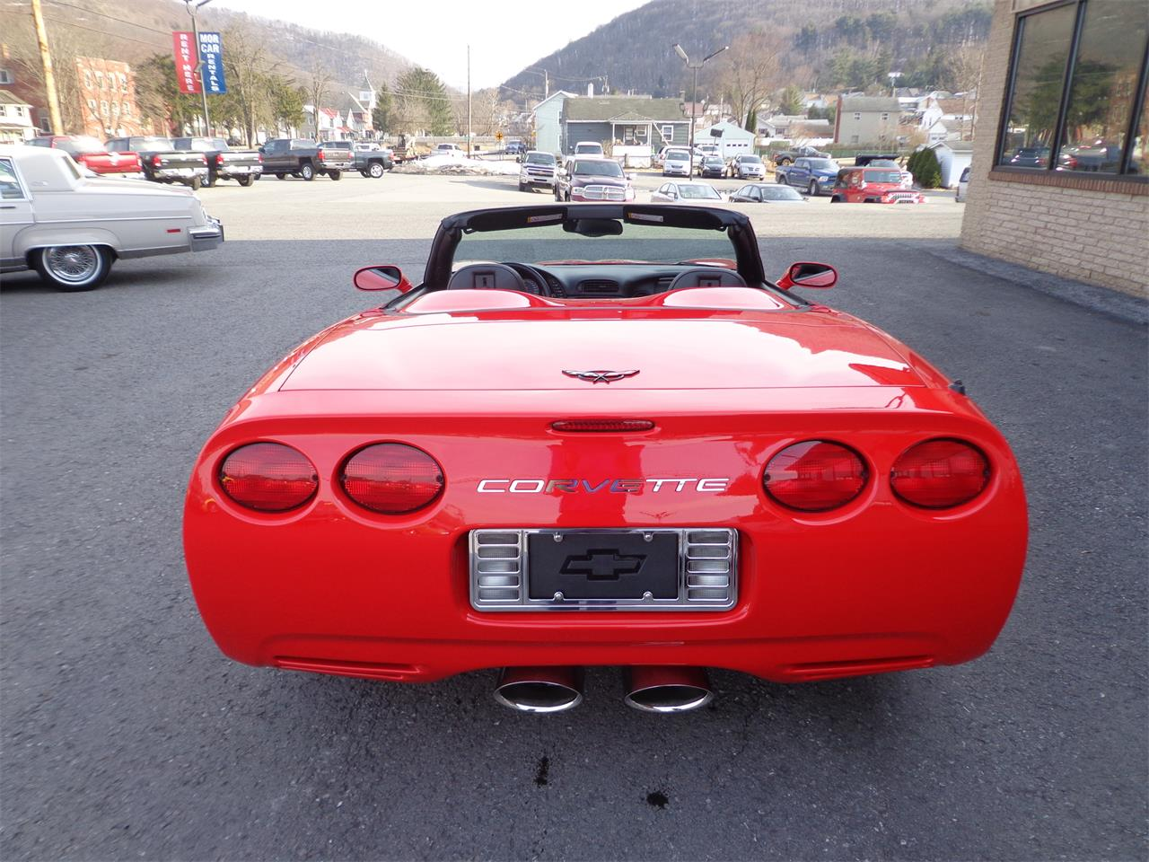 Large Picture of 2001 Chevrolet Corvette located in Pennsylvania Offered by Miller Brothers Auto Sales Inc - PRUP