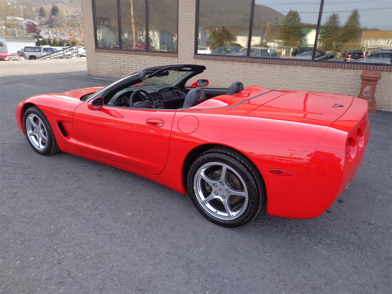 Large Picture of 2001 Chevrolet Corvette located in Pennsylvania - PRUP