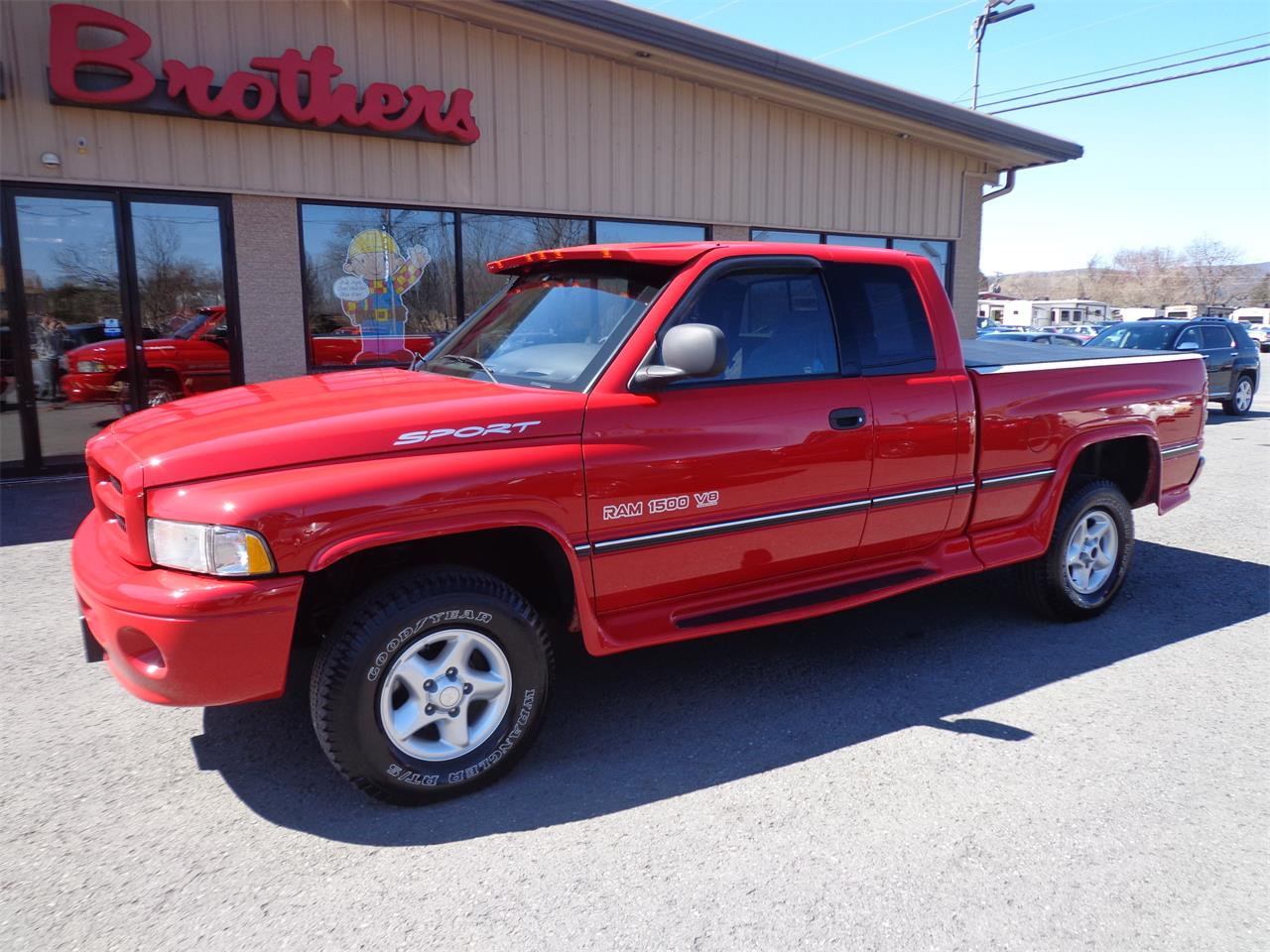 Large Picture of '01 Ram 1500 - PRUQ