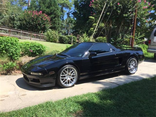 Picture of '97 NSX - PRUT