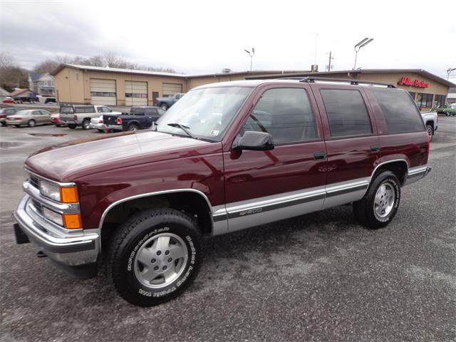 Picture of '95 Tahoe - PRUX