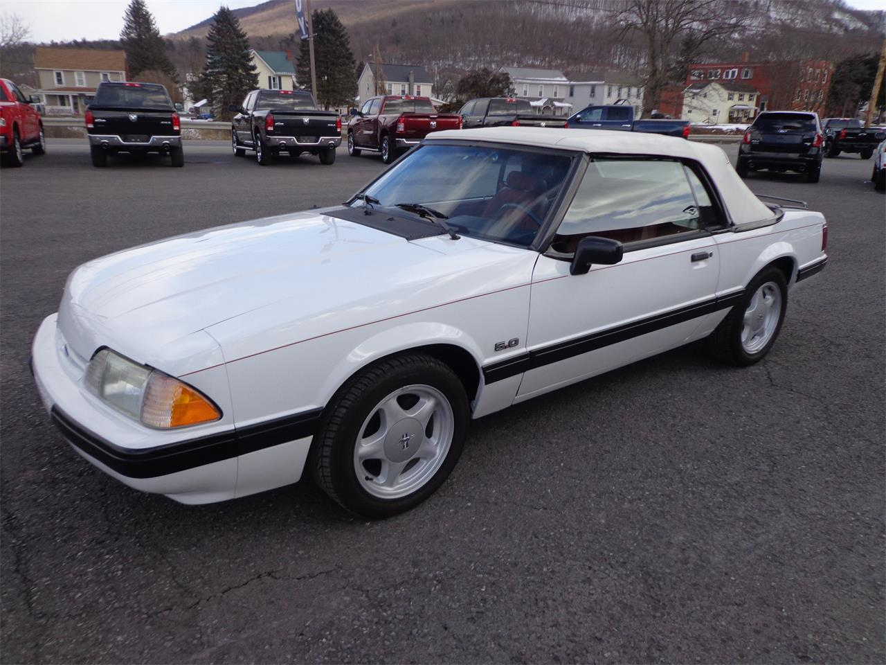 For sale 1990 ford mustang in mill hall pennsylvania
