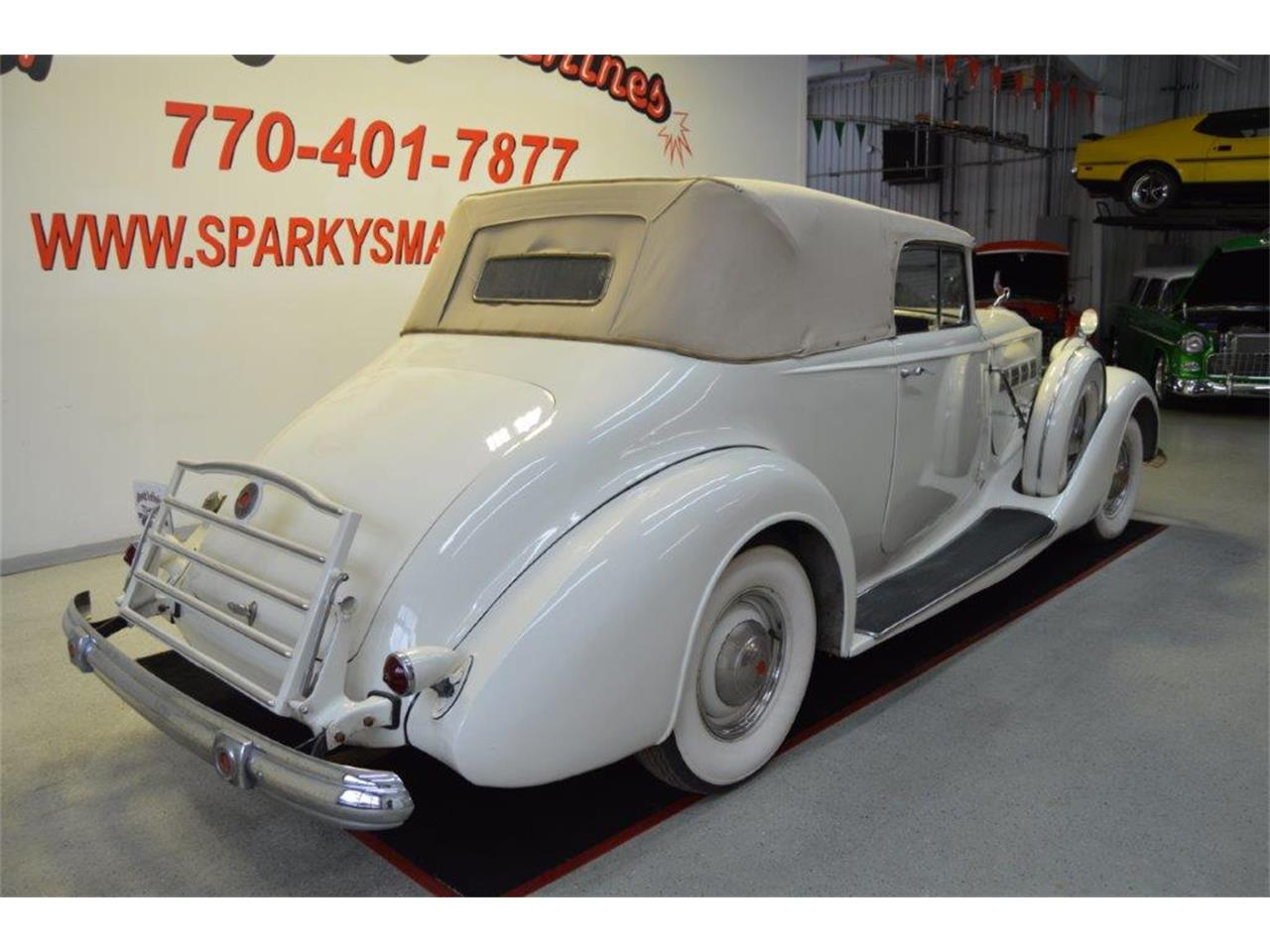 Large Picture of '37 Super 8 Victoria - $64,900.00 Offered by Sparky's Machines - PRVA