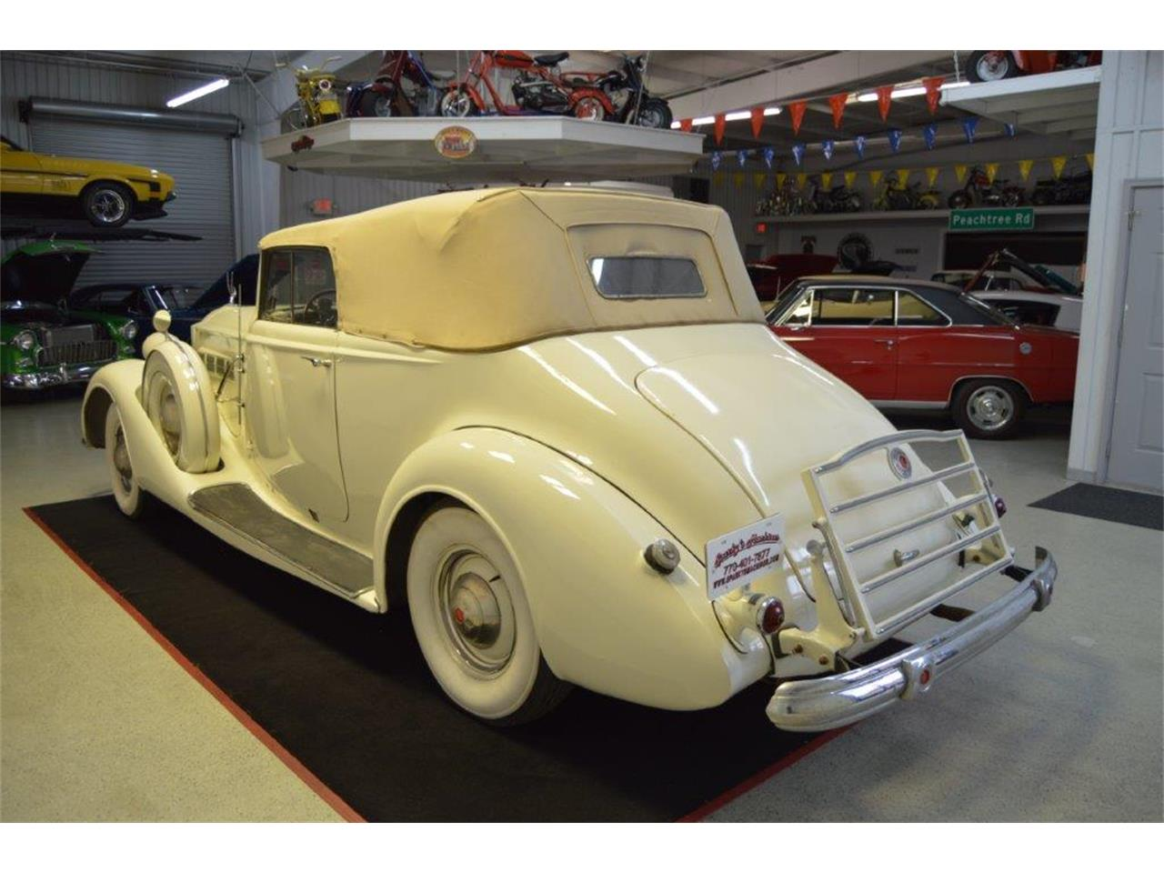 Large Picture of '37 Packard Super 8 Victoria - $64,900.00 - PRVA