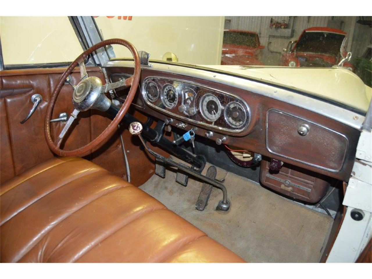 Large Picture of Classic 1937 Packard Super 8 Victoria located in Loganville Georgia - $64,900.00 Offered by Sparky's Machines - PRVA