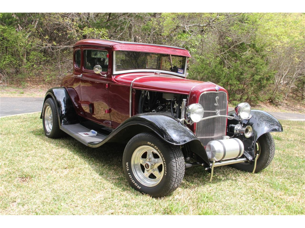 Large Picture of 1932 Ford Coupe located in Cedar Hill Texas - $39,500.00 Offered by a Private Seller - PRVF