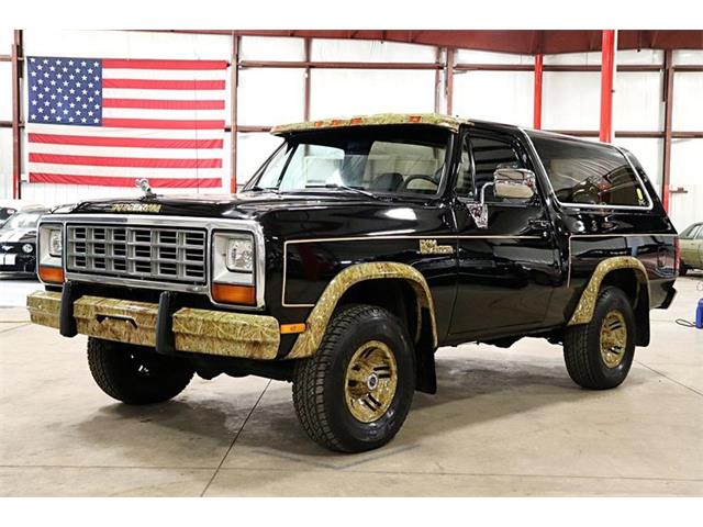 Picture of '85 Ramcharger - PRVP