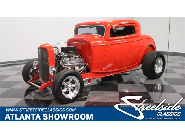 1932 Ford 3-Window Coupe