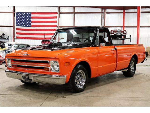 Picture of '68 Pickup - PRW1