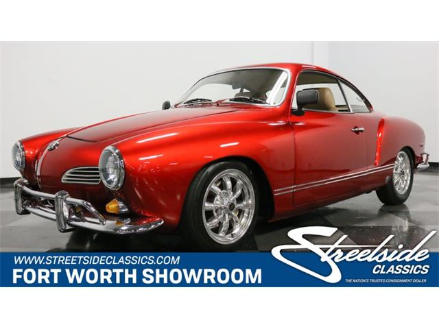 Picture of '69 Karmann Ghia - PRW8