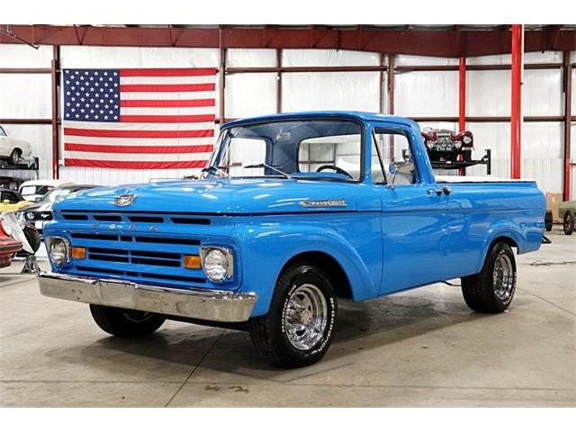 Picture of '62 Ford F100 located in Michigan - $15,900.00 - PRWV