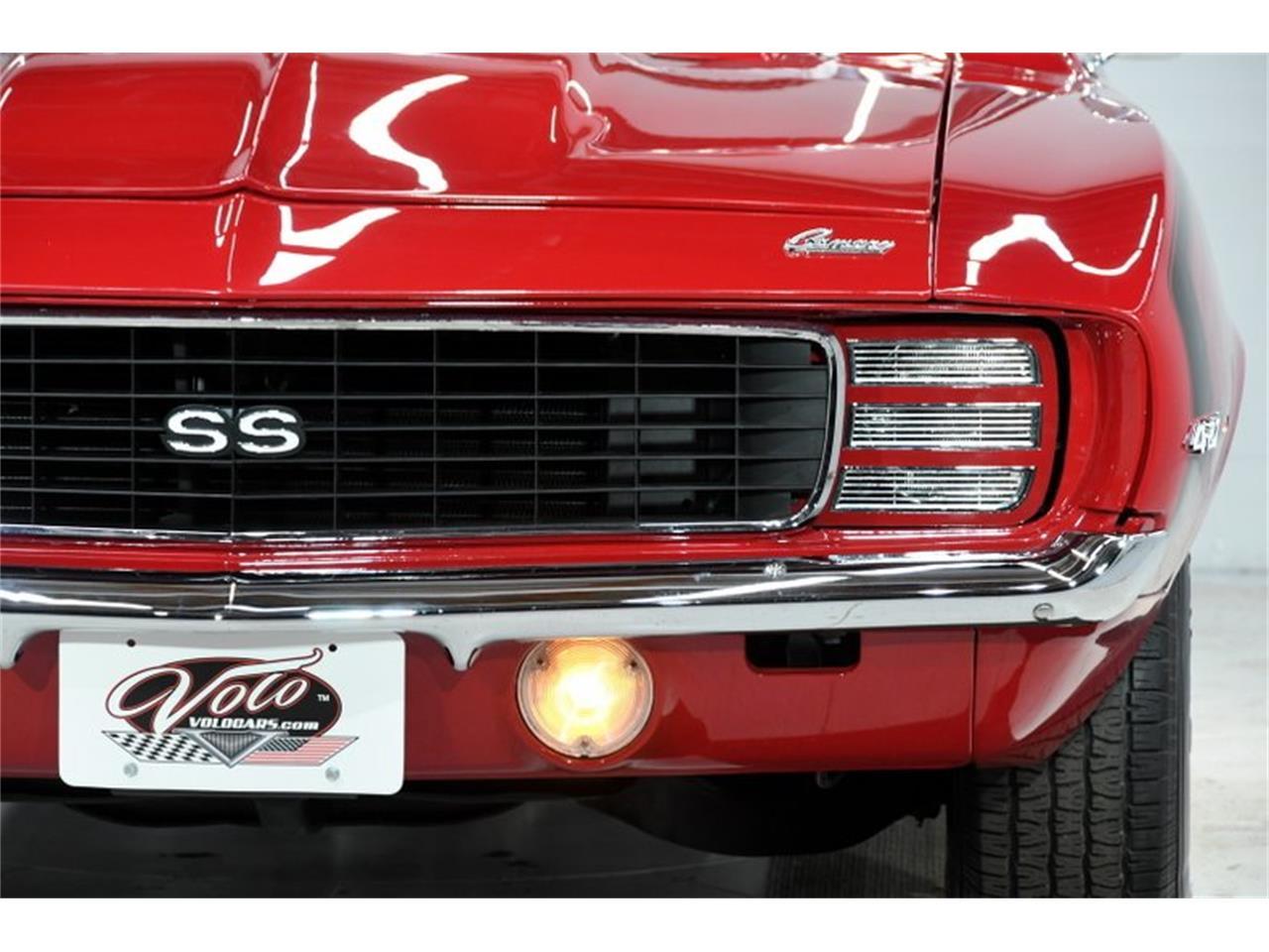 Large Picture of '69 Camaro - PRX9