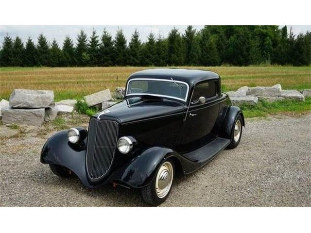 Picture of '34 Coupe - PQ4J