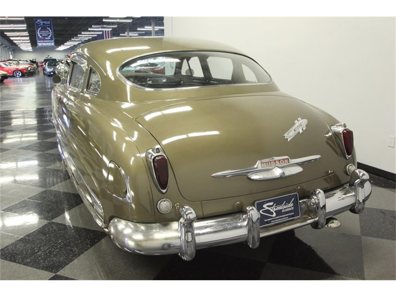 Large Picture of Classic 1951 Hudson Hornet - PRXG