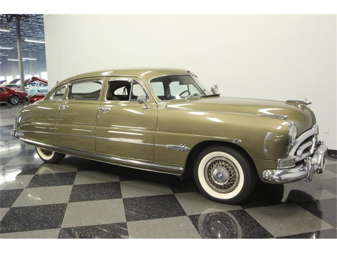 Large Picture of Classic 1951 Hudson Hornet located in Lutz Florida - $24,995.00 Offered by Streetside Classics - Tampa - PRXG