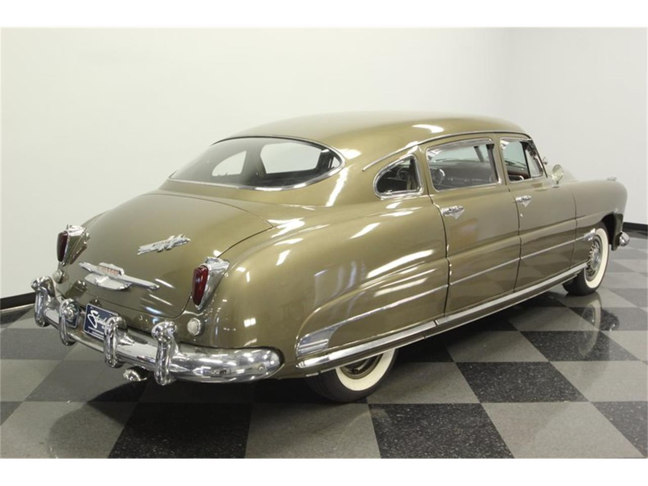 Large Picture of '51 Hudson Hornet Offered by Streetside Classics - Tampa - PRXG