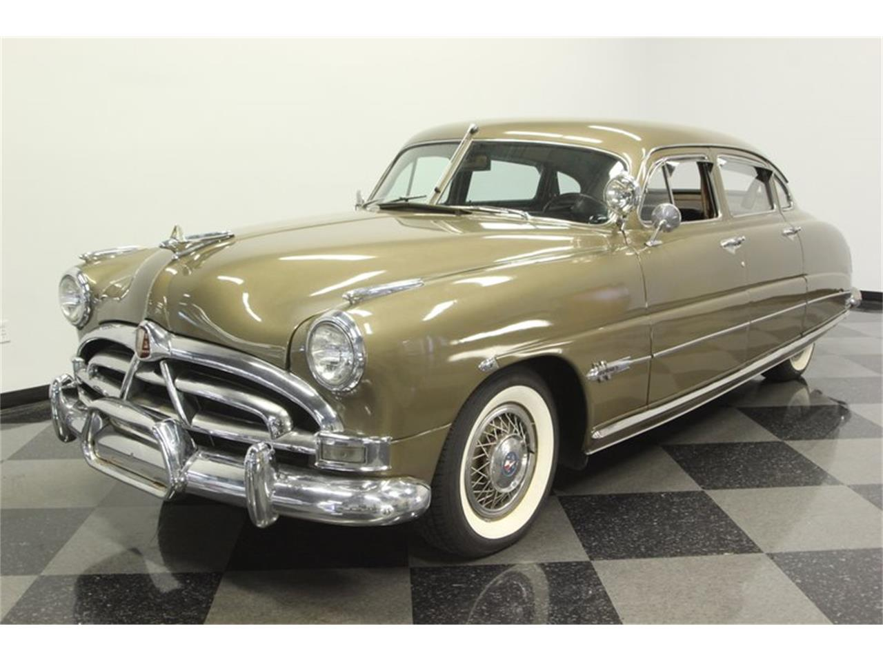 Large Picture of 1951 Hudson Hornet located in Lutz Florida - $24,995.00 Offered by Streetside Classics - Tampa - PRXG