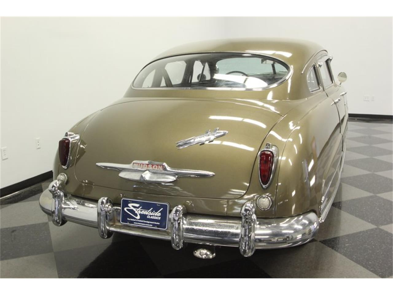 Large Picture of Classic 1951 Hudson Hornet located in Florida - $24,995.00 Offered by Streetside Classics - Tampa - PRXG