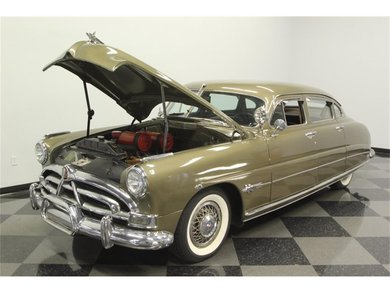 Large Picture of 1951 Hudson Hornet located in Lutz Florida - $24,995.00 - PRXG