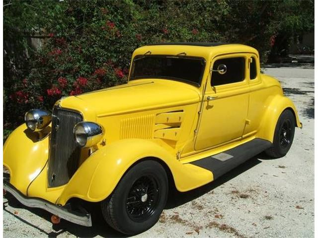 Picture of '34 Plymouth Coupe located in Michigan - $27,995.00 - PQ4L