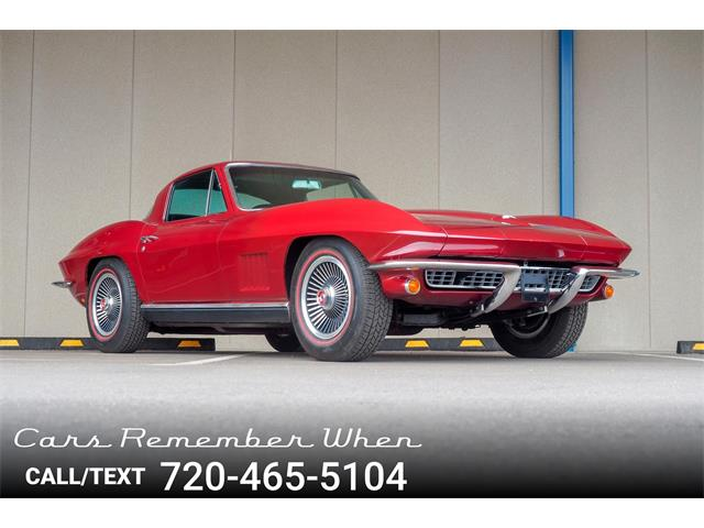 Picture of '67 Corvette - PRYQ