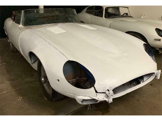 1970 Jaguar XKE