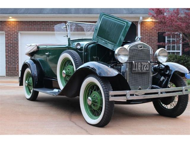 Picture of '31 Model A - PS01