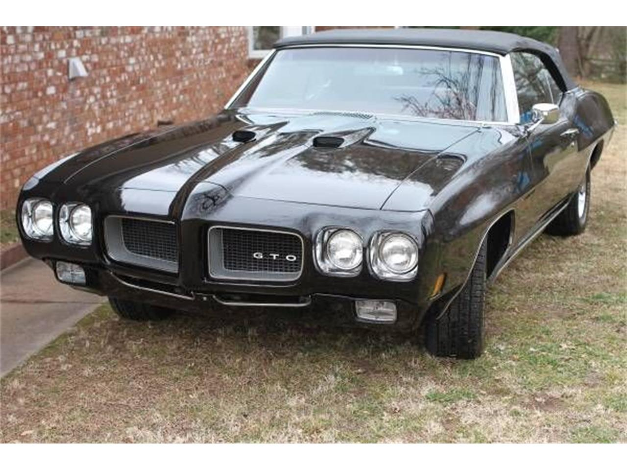 Large Picture of '70 GTO - PQ4W