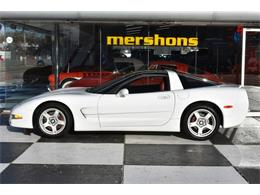 Picture of '97 Chevrolet Corvette located in Springfield Ohio - $18,900.00 Offered by Mershon's - PS0Z