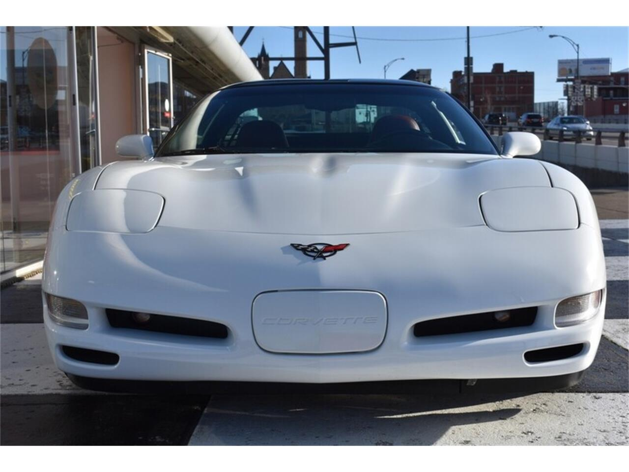 Large Picture of 1997 Chevrolet Corvette Offered by Mershon's - PS0Z