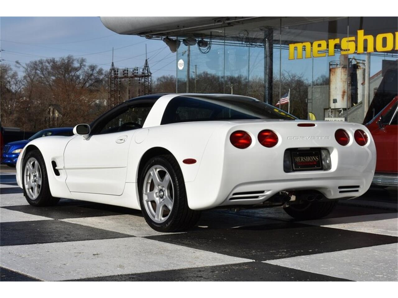 Large Picture of '97 Chevrolet Corvette located in Springfield Ohio Offered by Mershon's - PS0Z