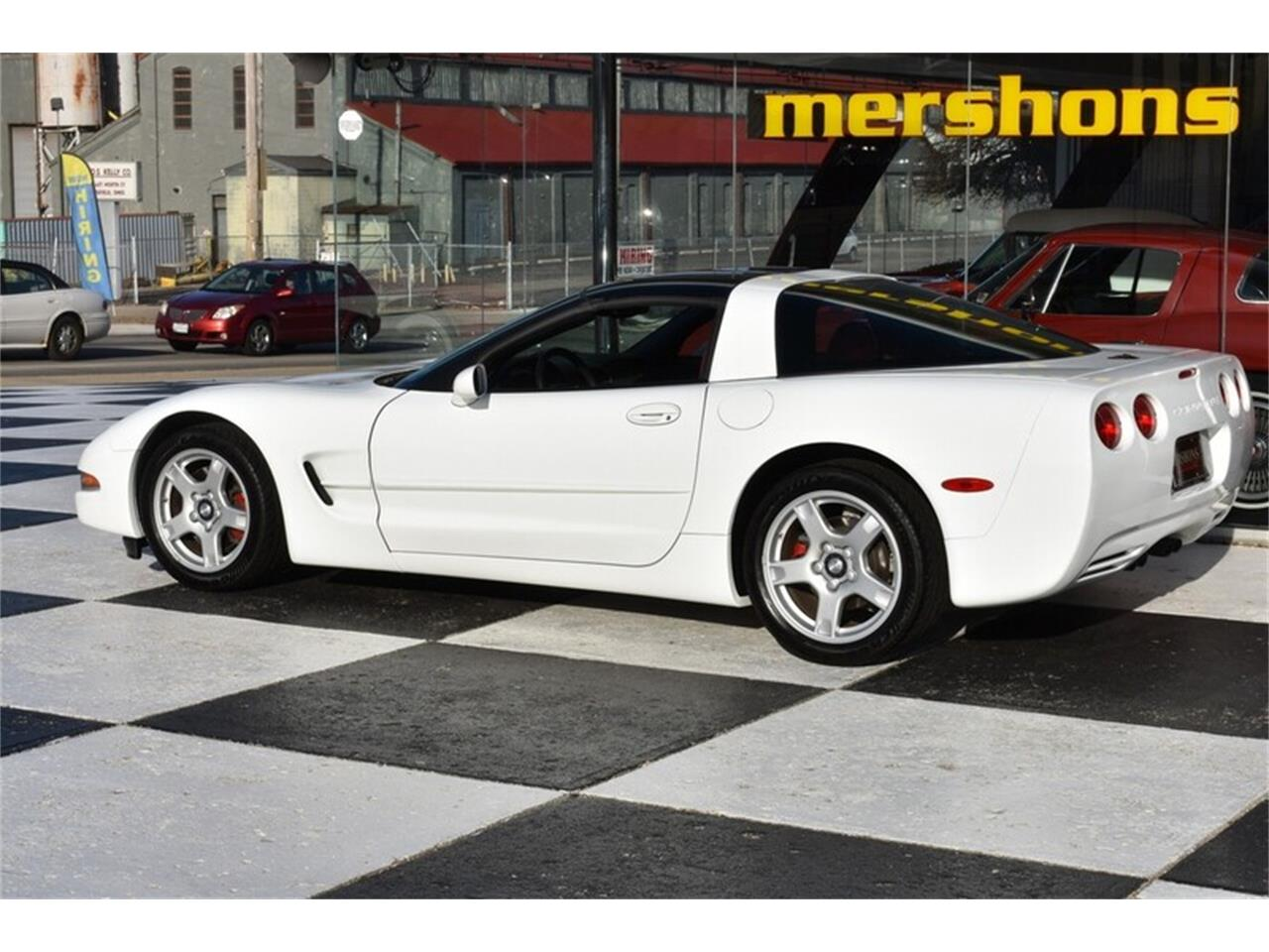 Large Picture of 1997 Chevrolet Corvette located in Ohio - $18,900.00 Offered by Mershon's - PS0Z