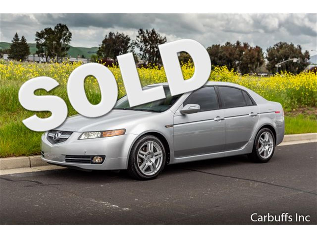 For Sale: 2008 Acura TL in Concord, California
