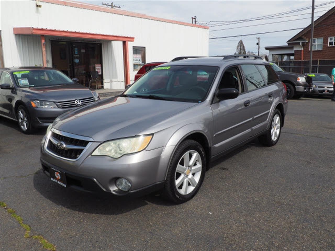 Large Picture of '08 Outback - PS2C