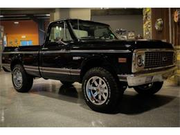 Picture of 1972 Chevrolet K-10 located in Michigan - $98,995.00 Offered by Classic Car Deals - PQ52