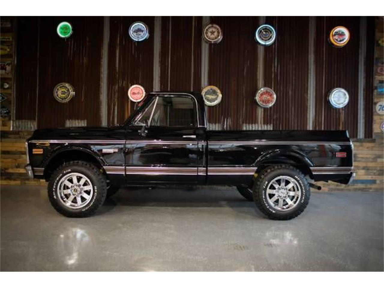 Large Picture of '72 Chevrolet K-10 - $98,995.00 - PQ52
