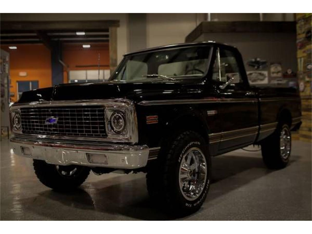 Large Picture of 1972 Chevrolet K-10 - PQ52