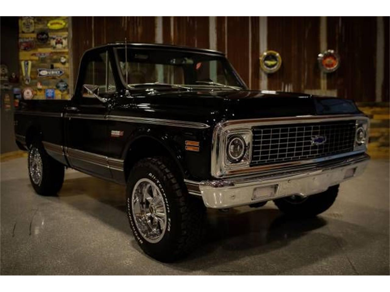 Large Picture of Classic '72 Chevrolet K-10 located in Michigan - PQ52