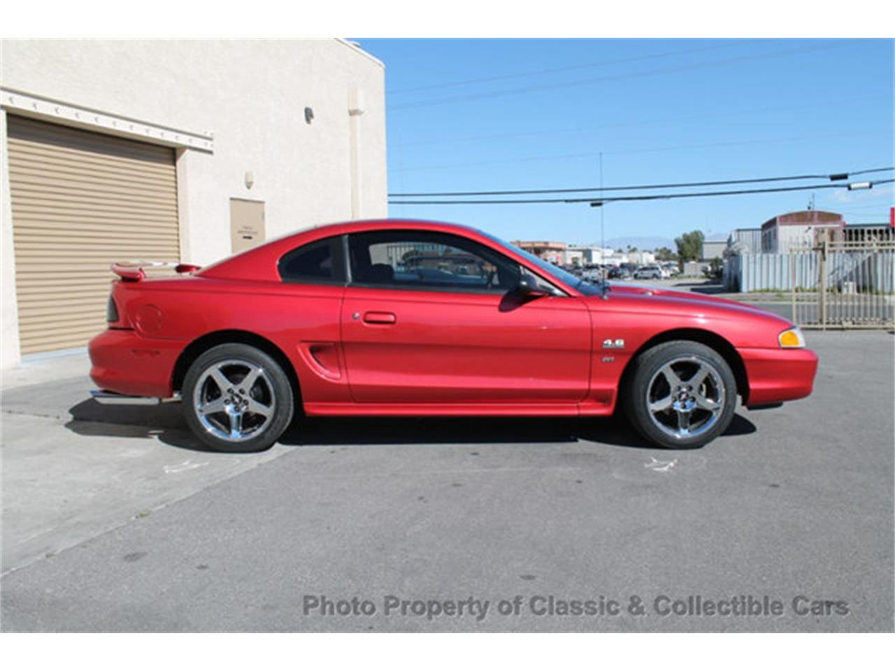 Large Picture of '97 Mustang - PS2W