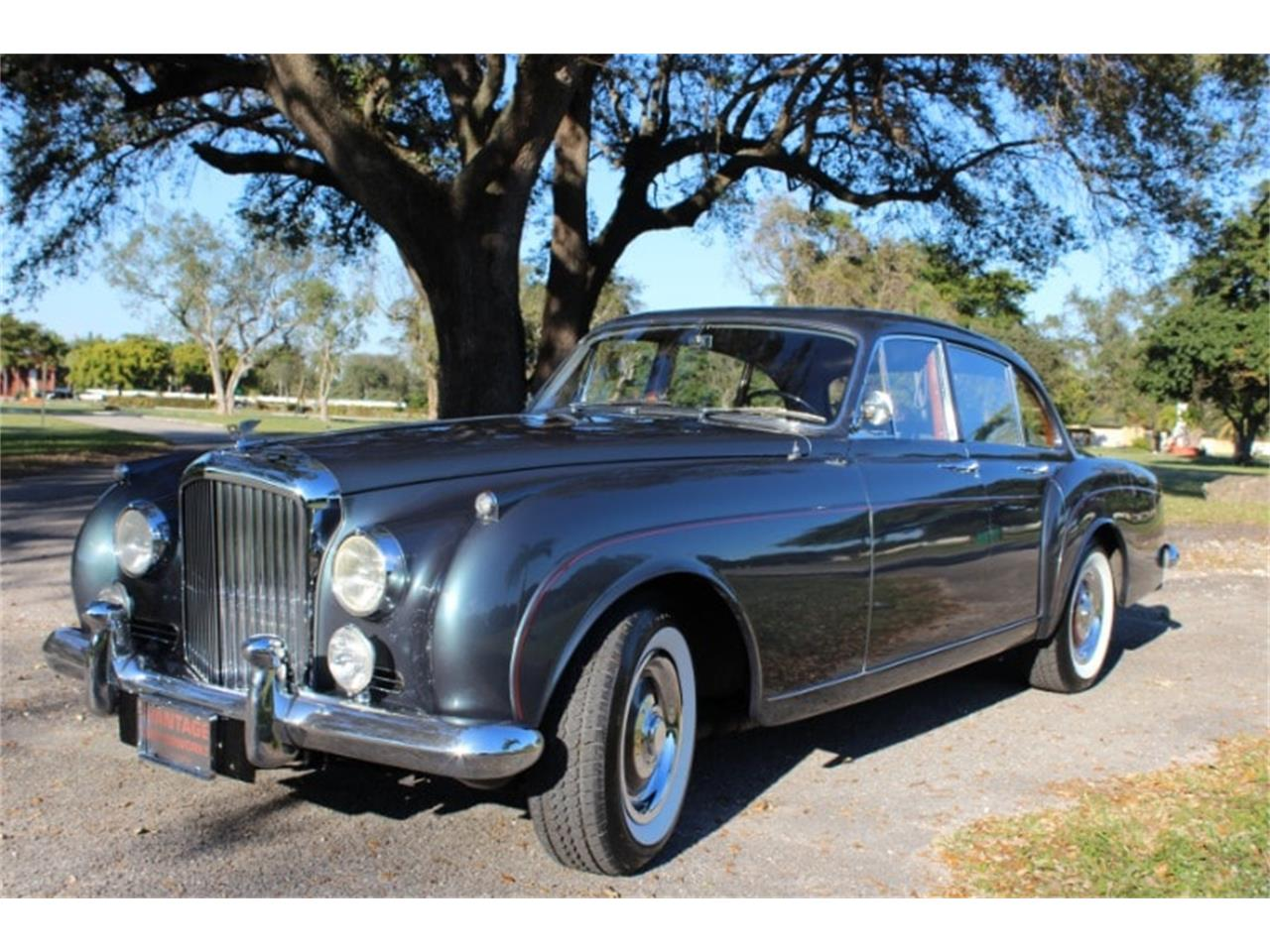 Large Picture of 1960 Bentley Continental Auction Vehicle - PS30