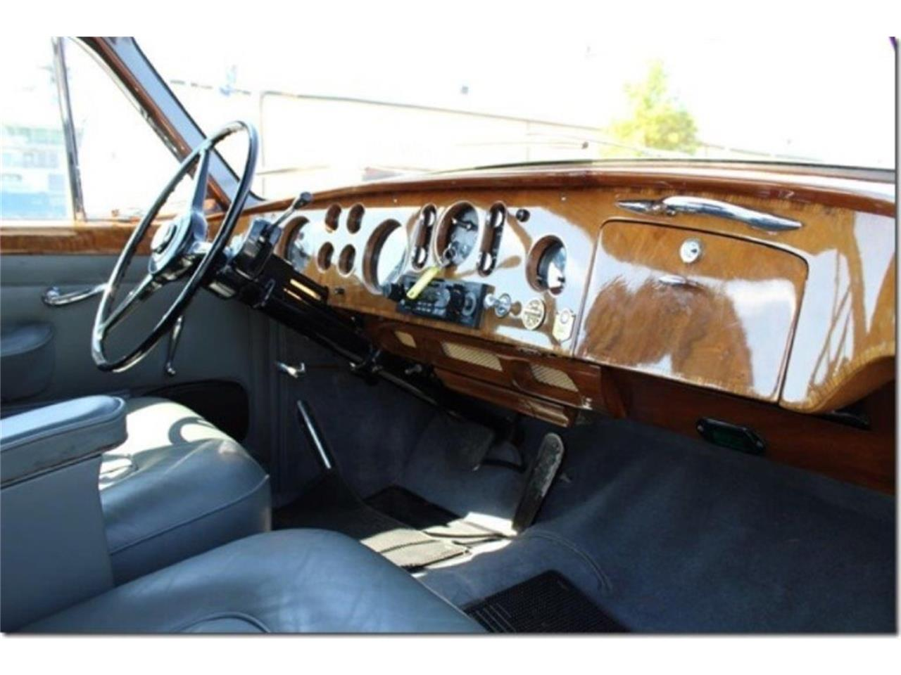 Large Picture of Classic 1960 Continental - PS30