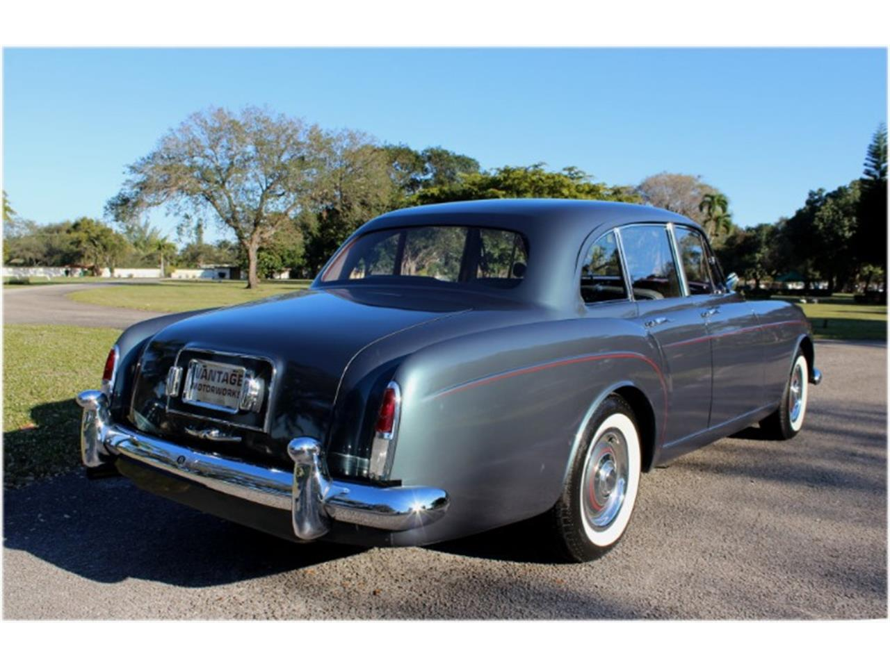 Large Picture of '60 Bentley Continental located in Florida Auction Vehicle - PS30